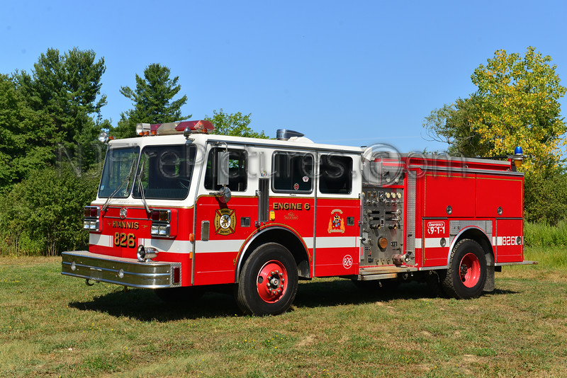 HYANNIS, MA ENGINE 6
