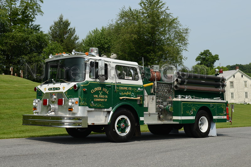 CLOVER HILL, VA ENGINE 172
