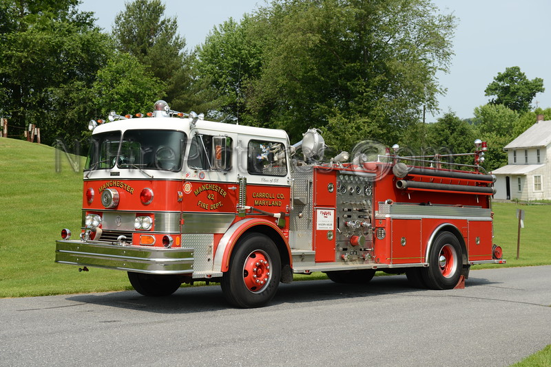 MANCHESTER, MD ENGINE 42