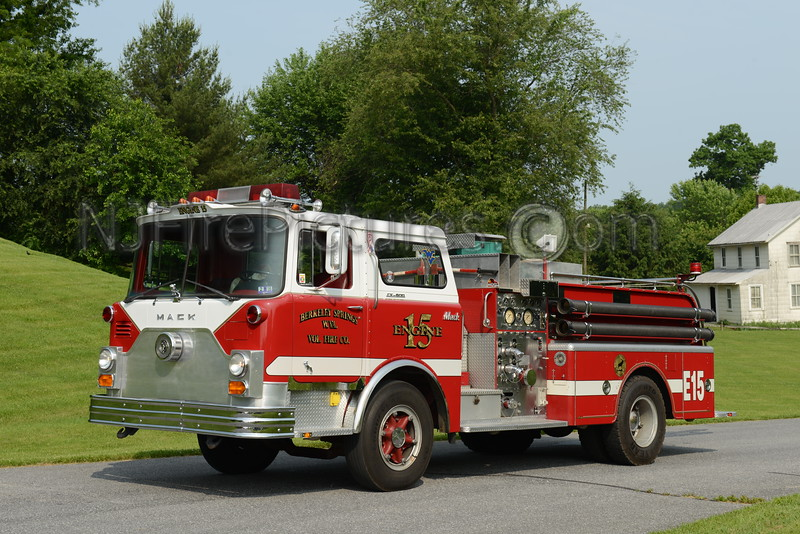 BERKELEY SPRINGS, WV ENGINE 15