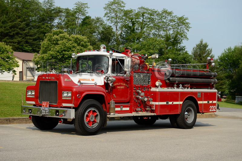 ROCKVILLE MD ENGINE 232