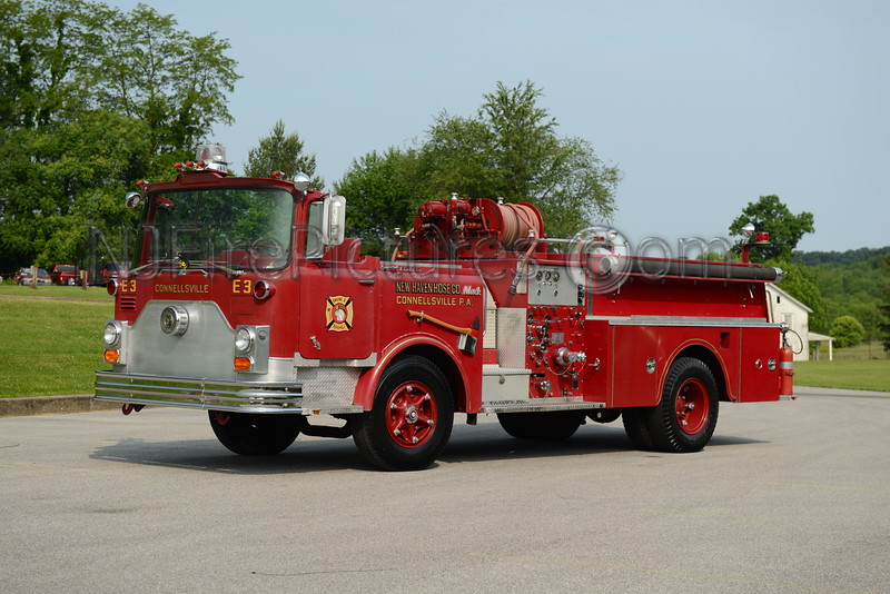 CONNELLSVILLE, PA ENGINE 3