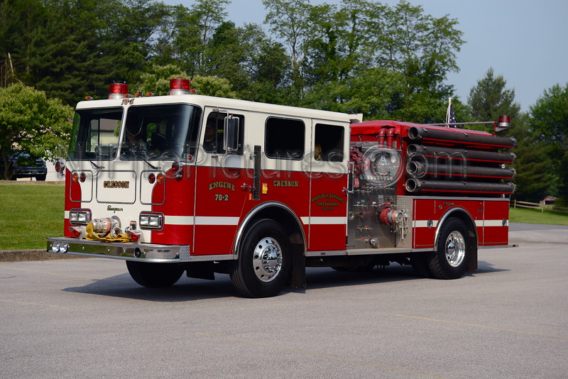 CRESSON, PA ENGINE 70-2
