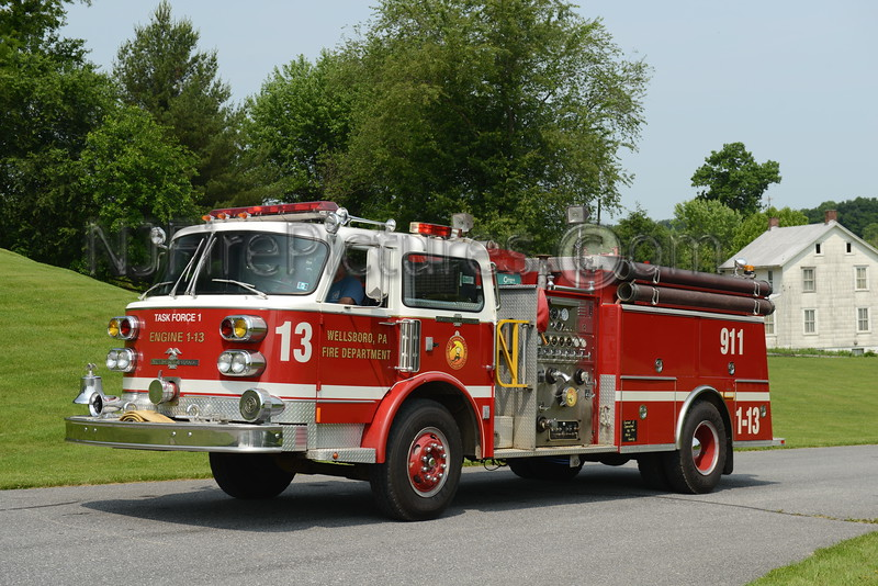 WELLSBORO, PA ENGINE 1-13