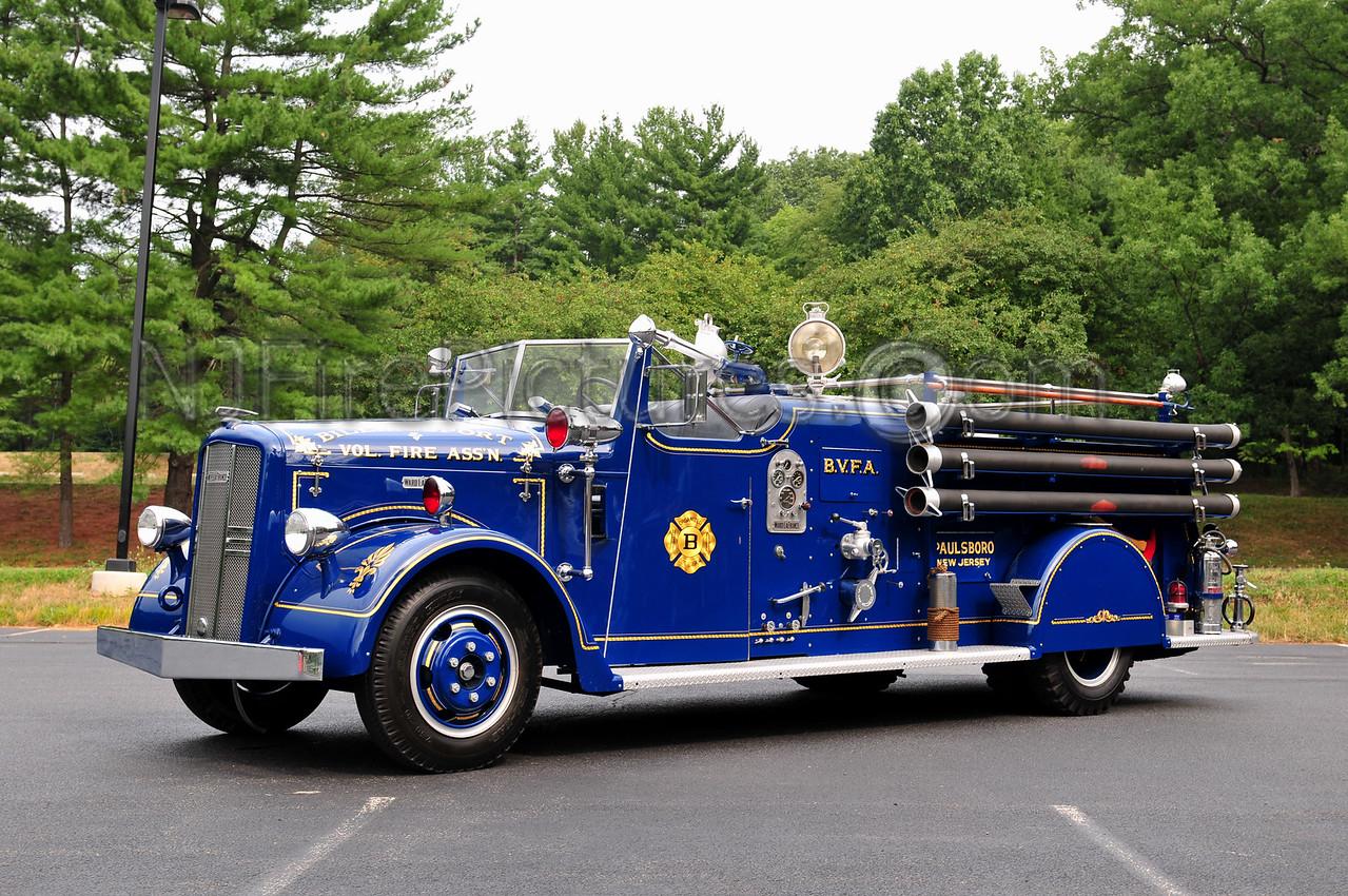PAULSBORO, NJ (BILLINGSPORT) - 1949 WARD LAFRANCE 500/240 OWNED BY JOHN BURZICHELLI