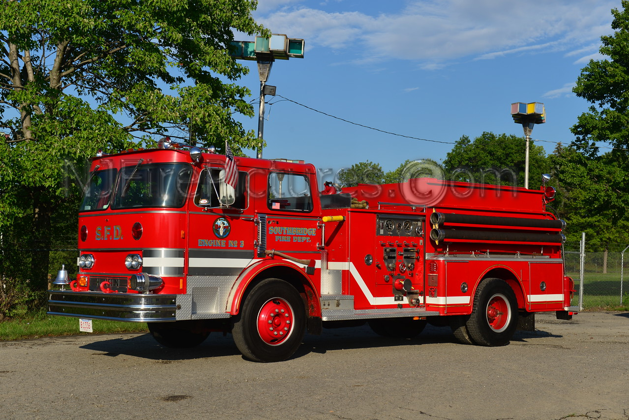 EX-SOUTHBRIDGE, MA ENGINE 3