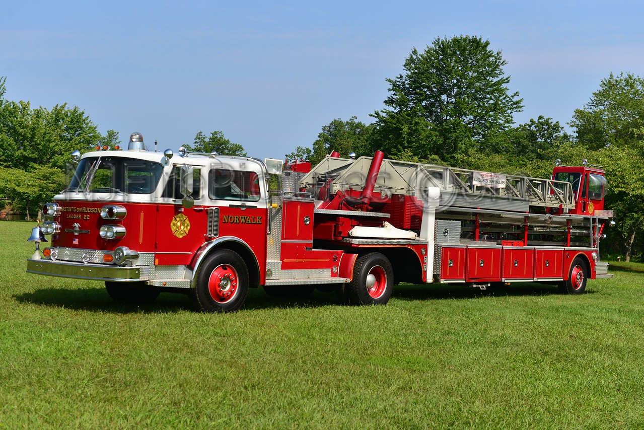 HASTINGS ON HUDSON, NY LADDER 22