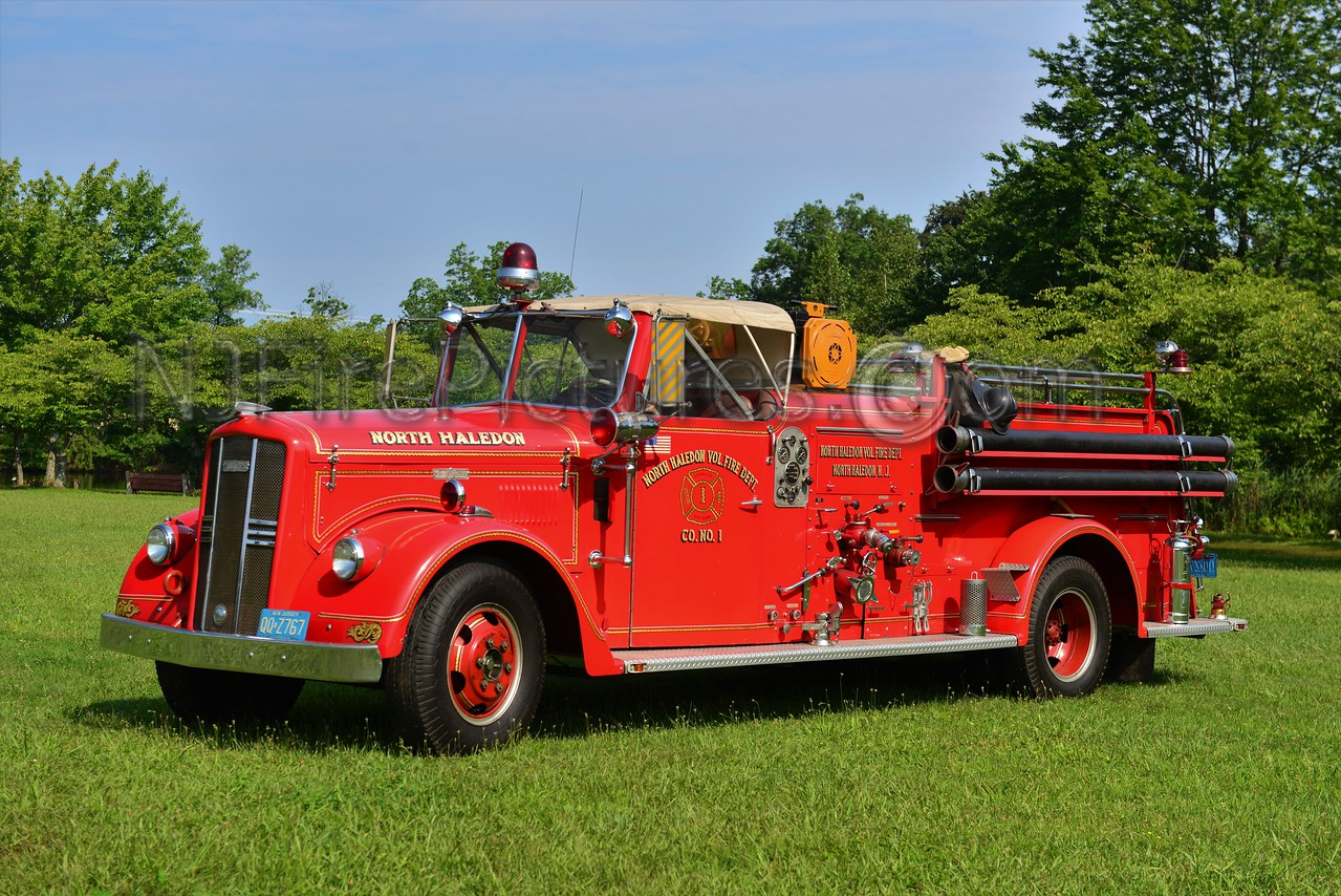 NORTH HALEDON, NJ ENGINE 1