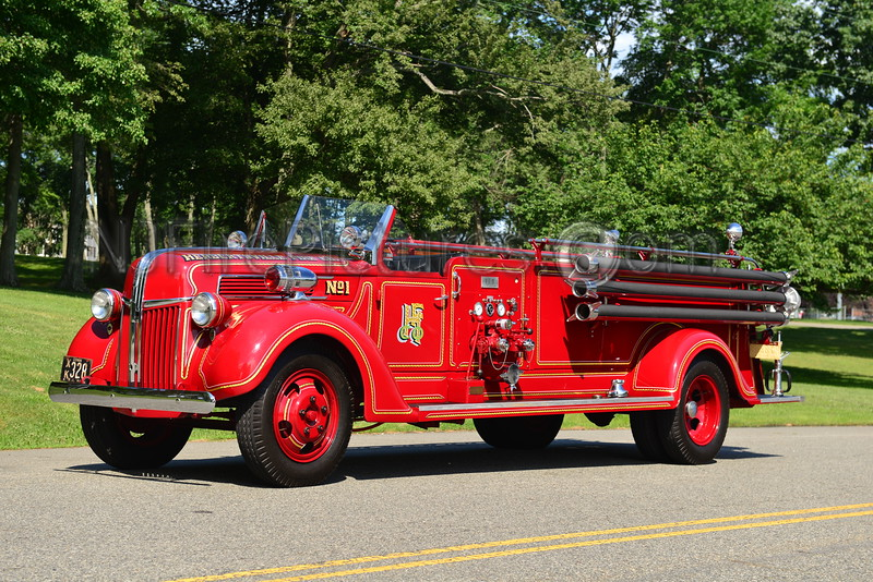 BRICK TOWNSHIP, NJ (HERBERTSVILLE FIRE CO.) ENGINE 1