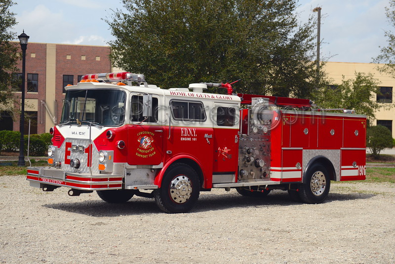 LOW COUNTRY FIRE FIGHTERS SUPPORT TEAM, SOUTH CAROLINA