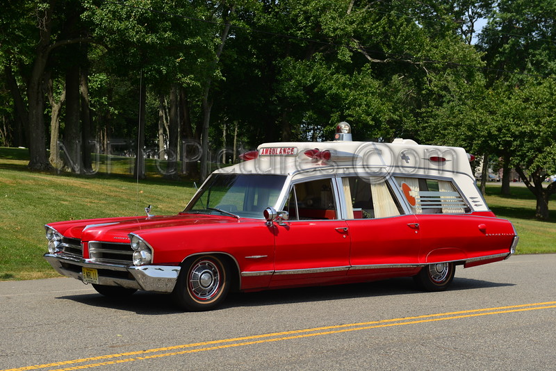 AMBULANCE OWNED BY RICH LITTON