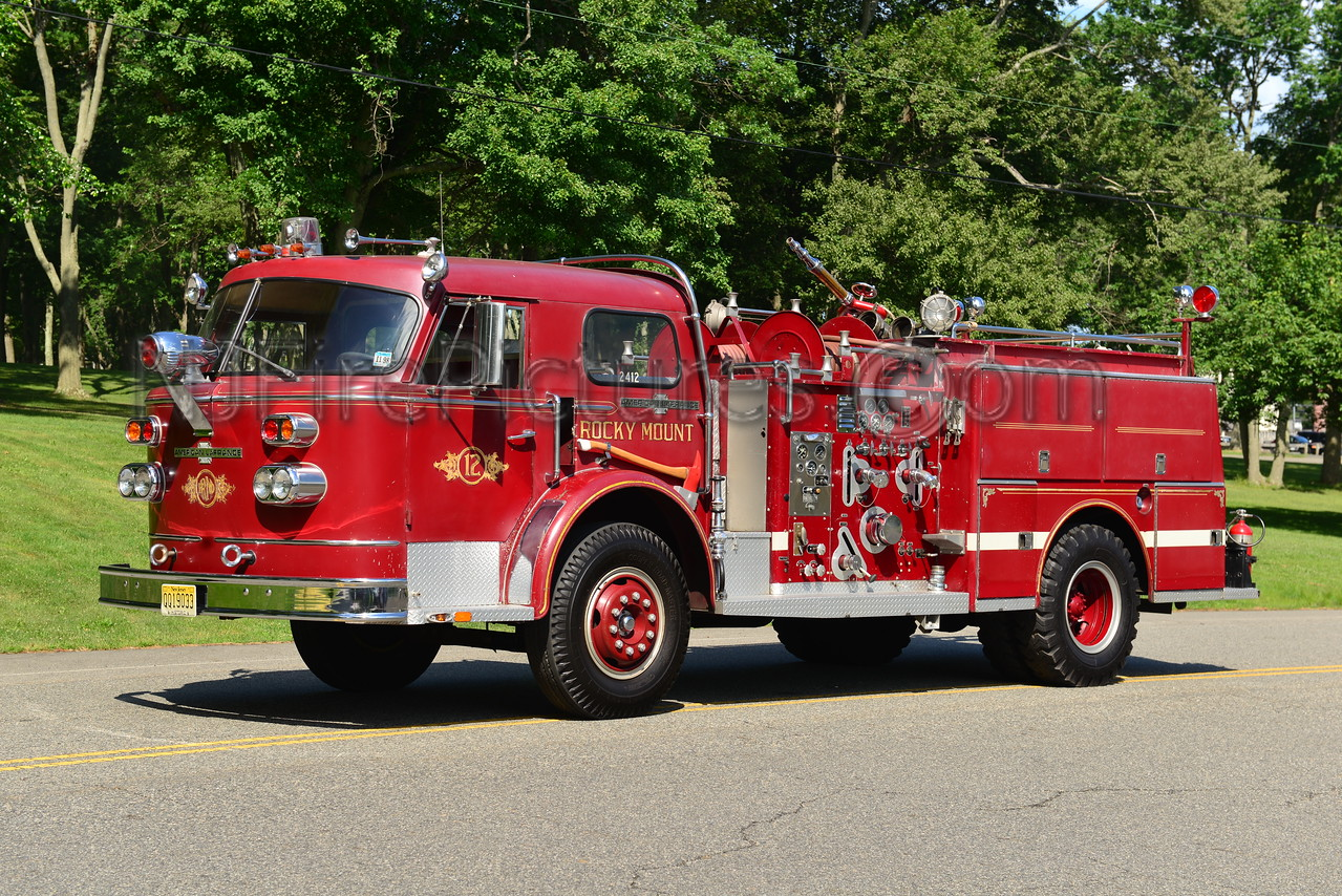ROCKY MOUNT, NC ENGINE 12