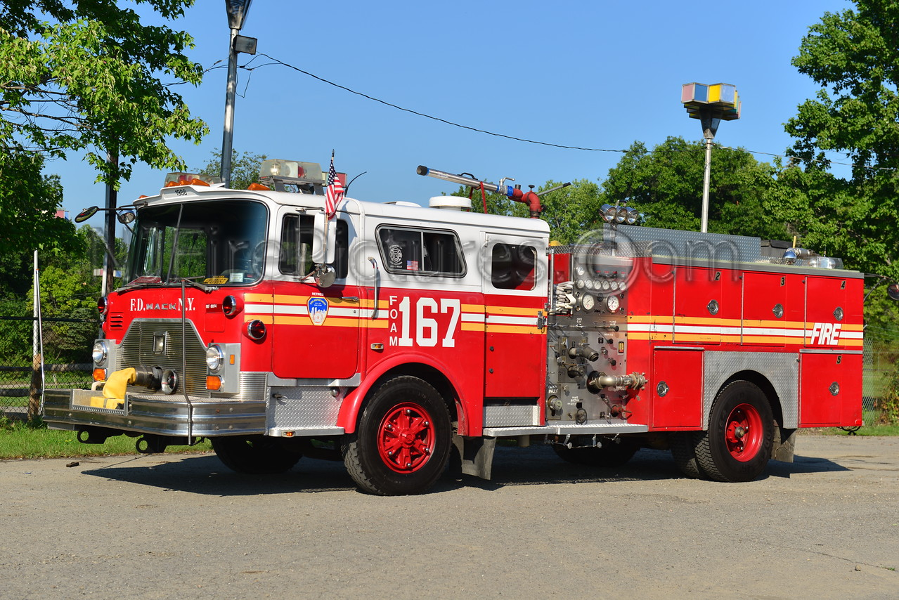 EX-FDNY FOAM UNIT 167