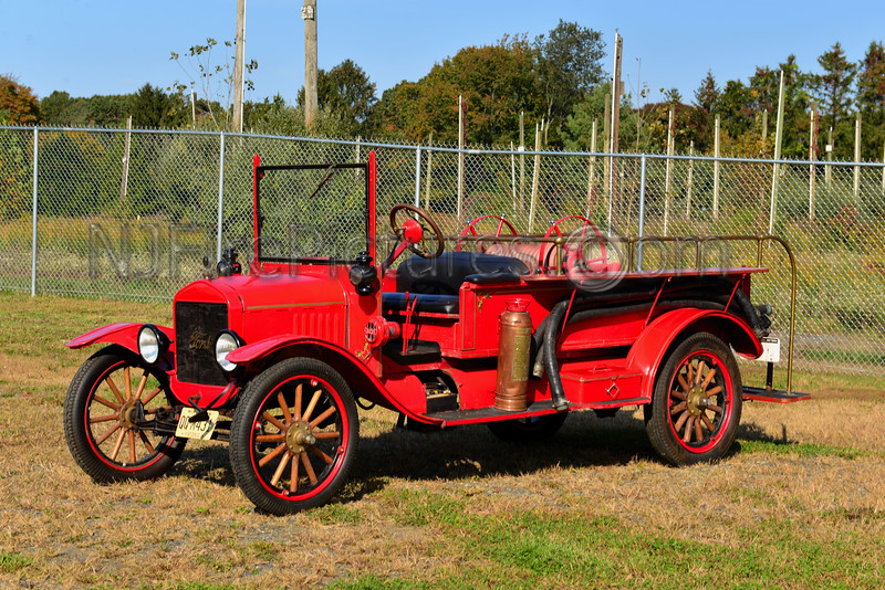 EX-MENDHAM BOROUGH, NJ HOSE WAGON