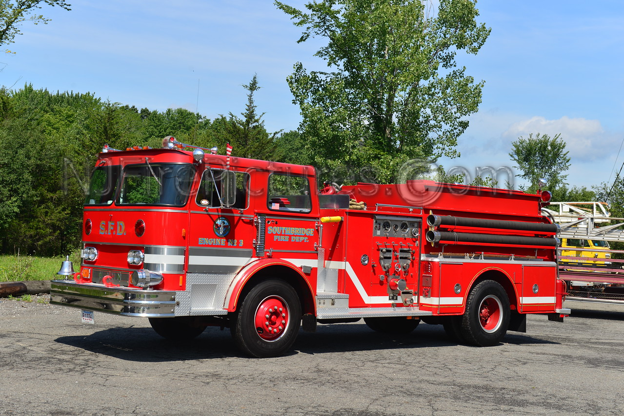 SOUTHBRIDGE, MA ENGINE 3