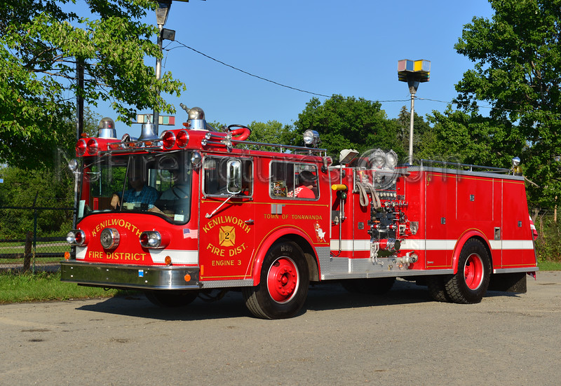 TOWN OF TONAWANDA, NY ENGINE 3