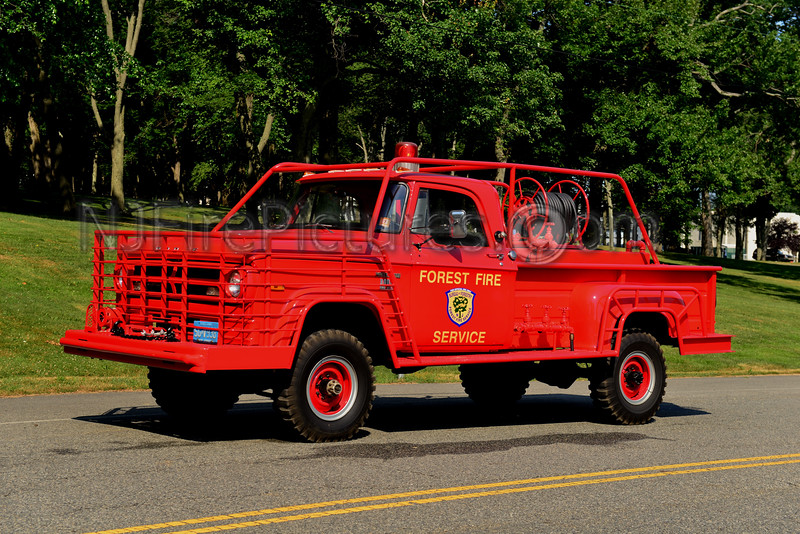 NEW JERSEY FOREST FIRE SERVICE