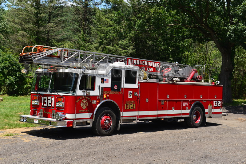 NESQUEHONING, PA LADDER 1321