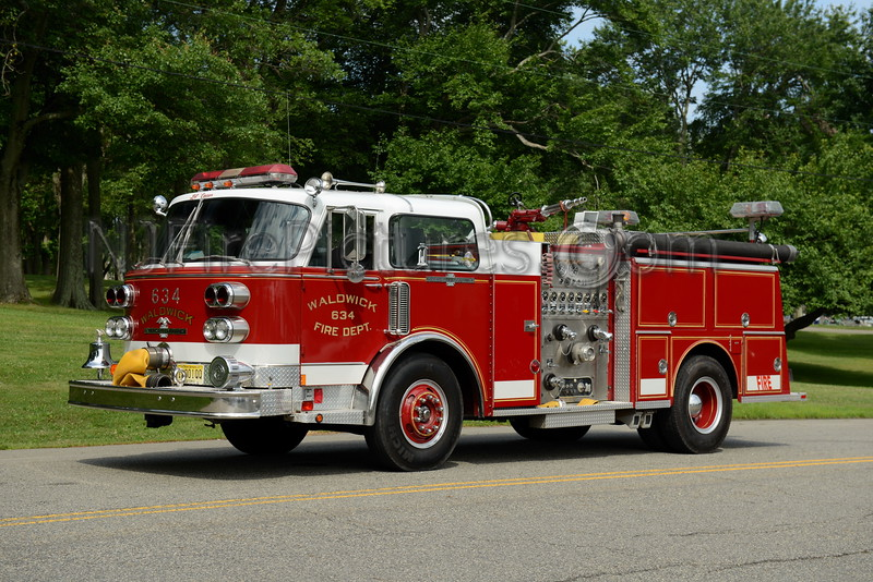 WALDWICK, NJ ENGINE 634