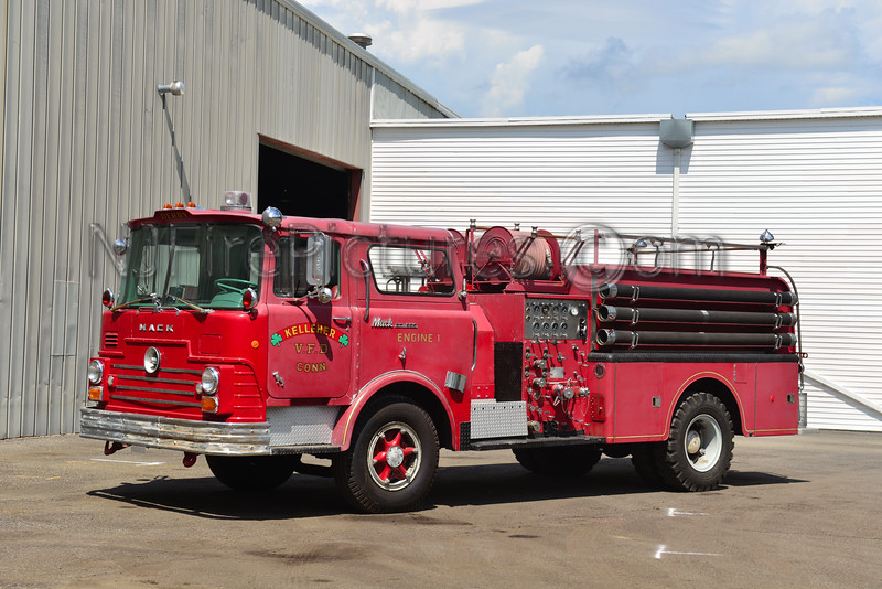 EX-EAST HARTLAND, CT ENGINE 1
