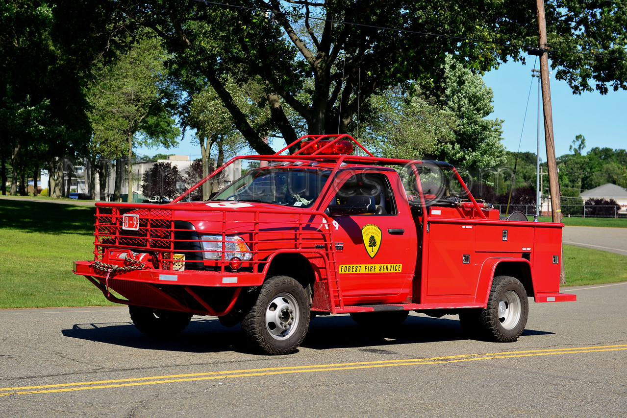 NEW JERSEY FOREST FIRE SERVICE B-9