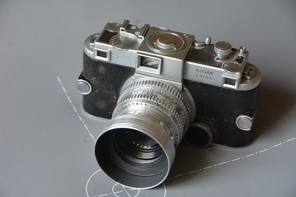 Kodak Ektra Camera 1940's