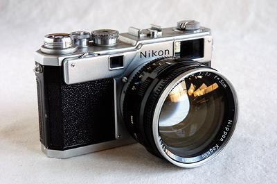 Nikon Nikkor 50mm F1.1 Lens