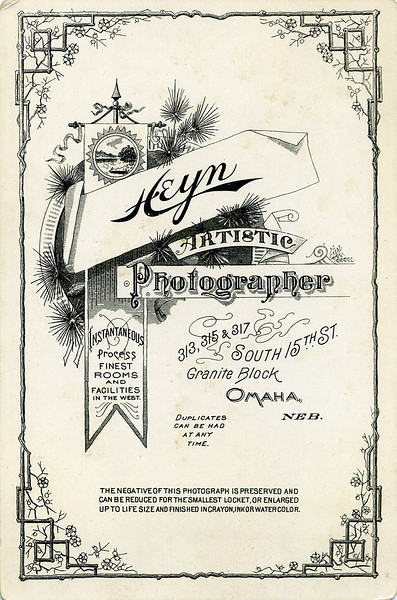 Vintage Photo Reverse Artistic Ads
