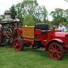 Narragansett RI, Truck drawn Steamer. With a Federal Drive train.