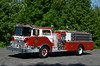 X-Neptune Fire Co., Richland Engine 33: 1974 Mack CF 1000/1000 (Privately Owned)