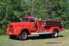 Berrysburg, PA Antique Engine: 1954 International/Oren 750/250