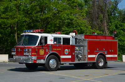 X-Clinton, NJ Engine 45-62: 1991 ALF Century 2000/850 (Privately Owned)