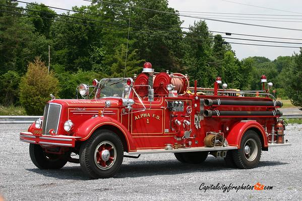 Antique Fire Apparatus