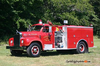 Cover Hill Antique 13: 1957/85 Mack/CHFD 750/500