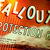 fallout protection kit, you know, just in case