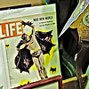 LIFE Magazine, Mad New World of Batman, Superman and the Marquis de Sade...interesting trio.