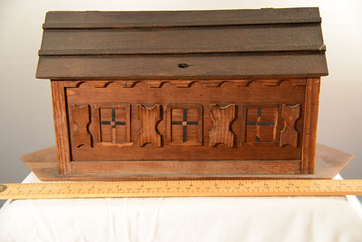 Ark 5, approx 14 inches