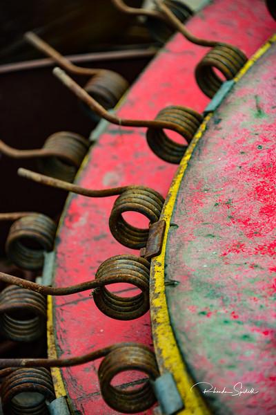 Rotary Rake
