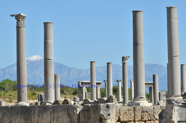 Greek Roman Remains in Anatolia