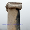 pillar on the lower agora