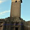 pillar tomb, over rock cut tomb