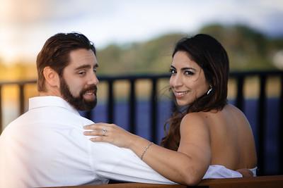 Antonella and Brett's Engagement Photos