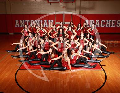 Dance Team 20153
