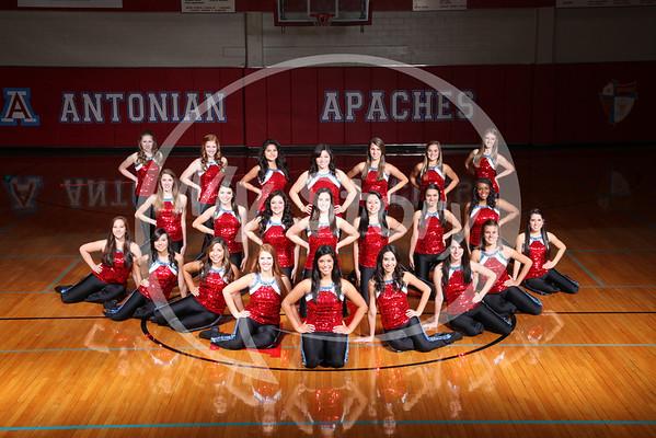 Antonian Dance Team 2012-13