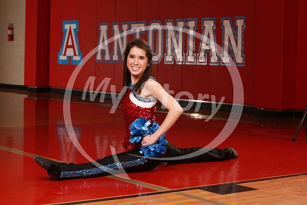 Antonian Dance Team 2013-14