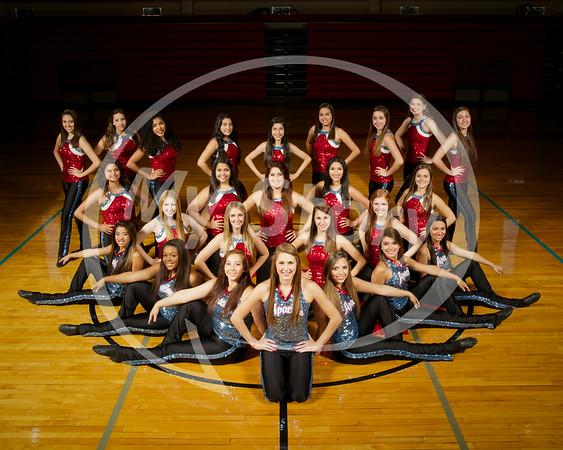 Antonian Dance Team 2014