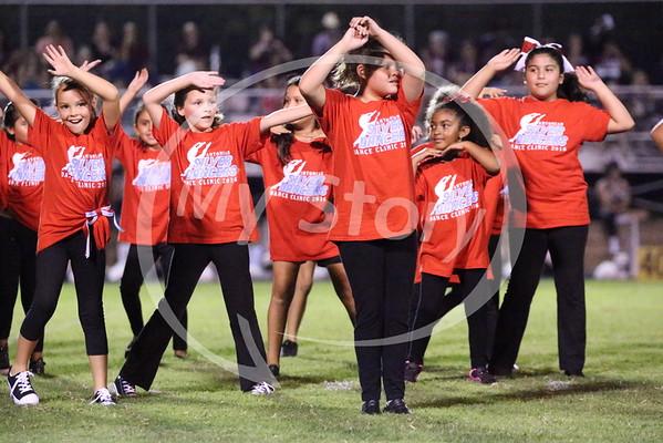 Little Future Dance Team (Antonian Silver Dancers Clinic)