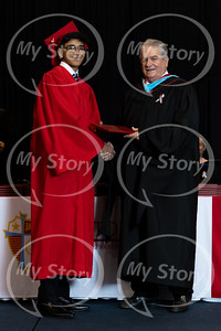Antonian Graduation Pictures Diplomas-50