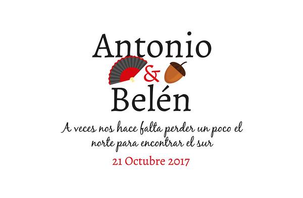 Antonio & Belén - 21 octubre 2017