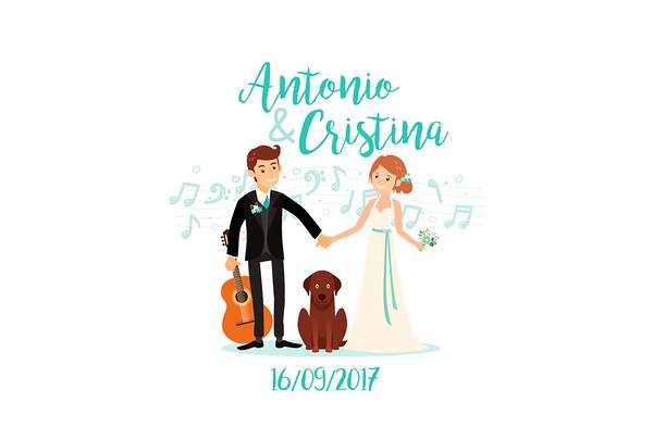 Antonio & Cristina - 16 septiembre 2017
